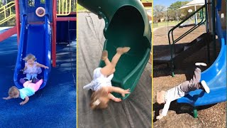 Cute Funny babies Funny fails moment video clips collection.