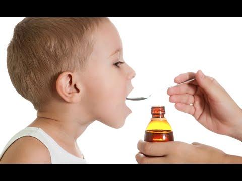 Муколитические препараты в педиатрии
