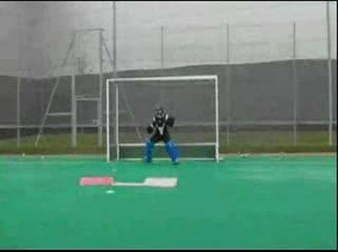 Training Products For Field Hockey Goalkeepers Youtube