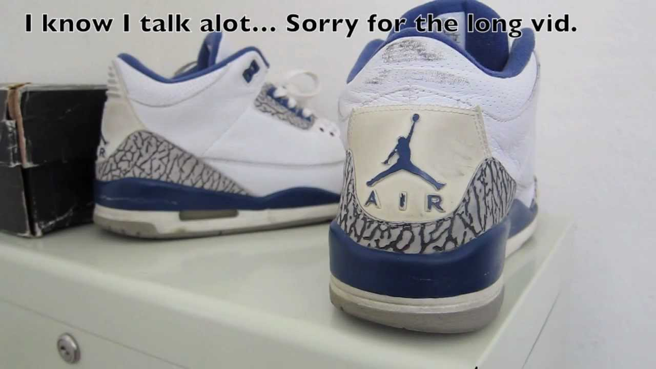 How To Fix Jordan 3 Heel Tab Cracking Tutorial! (Watch in HD) - YouTube b5fc644f9