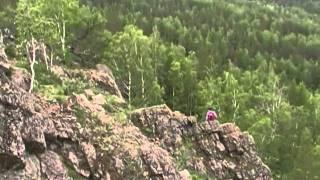 видео Достопримечательности Абзаково горнолыжный курорт (Башкортостан)