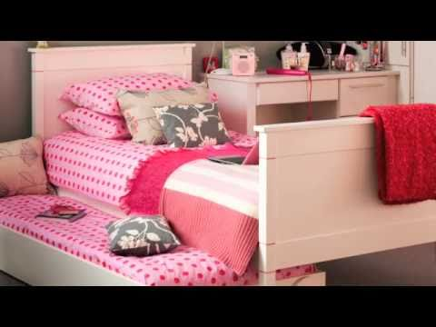 How to decorate a children's room - YouTube