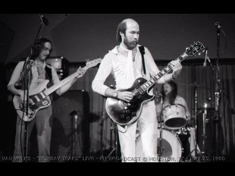 "VAN WILKS - ""Bombay Tears"" LIVE - 1980 - Houston"
