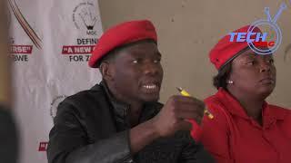 MDC youth's assembly response to Zanu Pf youth press conference