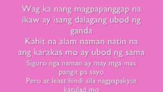 silvertoes by parokya ni edgar lyrics