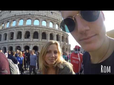 Europa-Roadtrip 2016 Paulina & Lena