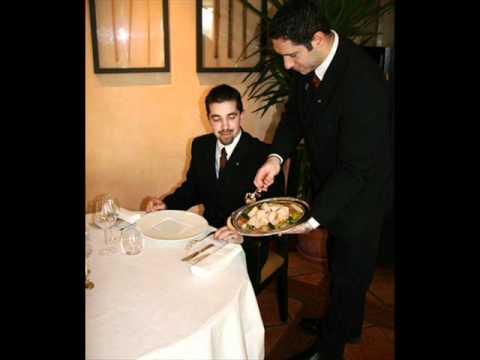 Servico de youtube - Como se sirve en la mesa ...