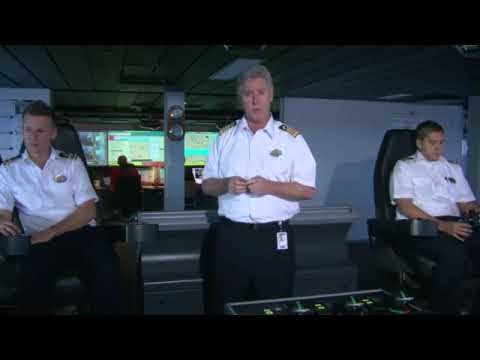 Oasis of the Seas - Day 12 - Ship Safety - CruiseGuy.com