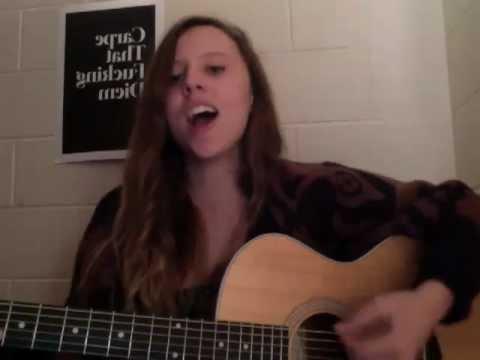 Megan Paul Singing I Am Not A Robot Marina and the Diamonds