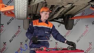 HONDA CR-V I (RD) Lagerung Radlagergehäuse auswechseln - Video-Anleitungen