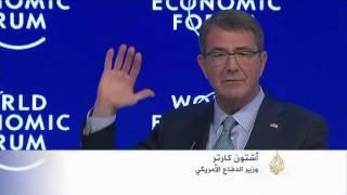 كارتر: قوات برية لقتال تنظيم الدولة بالعراق وسوريا