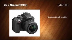 Camera Repair in San Jose CA Top 10 Digital Cameras In San Jose CA