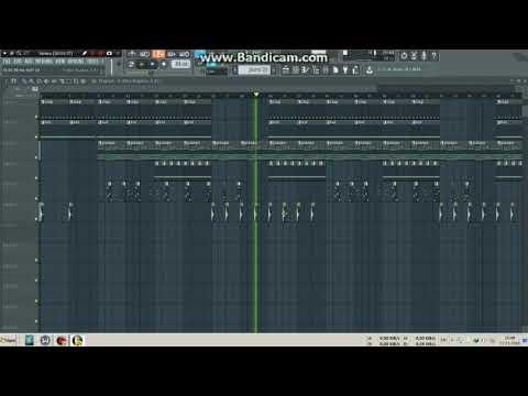 Remake песни Мот ''Капкан''.FL studio