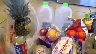 Sept 6: Target Grocery Haul!