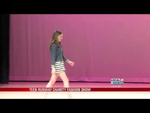 Teen Runway Charity Fashion Show