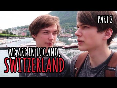 Switzerland - Part 2 | Gay Couple VLOG