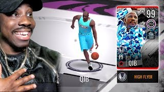 I'M OFFICIALLY IN THE GAME! NBA Live Mobile 19 Season 3 Ep. 110