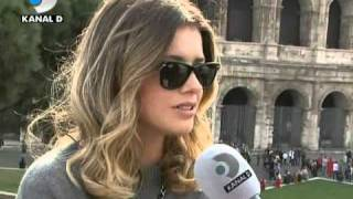 D-Paparazzi, Kanal D, Alexandra Dinu- La Vita e Bella