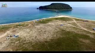 Кордон острова Петрова 15 августа 2016
