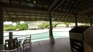 pool and beach review tour at sandals riviera seaside jamaica all inclusive resort