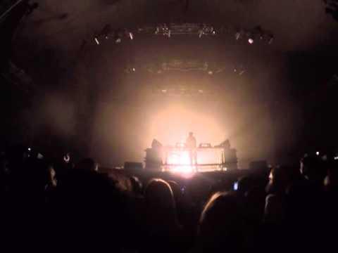 Jamie XX Alexandra Palace 26/02/16 GoPro