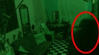real ghost caught on tape paranormal activity