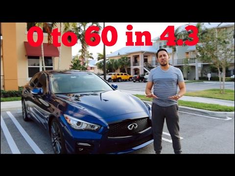 Here's Why The Infiniti Q50 Redsport Is AMAZING!