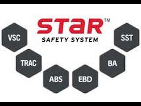 Toyota Star Safety System and Dwight Couch