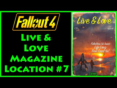 Fallout 4 - Live & Love - Faneuil Hall - 4K Ultra HD