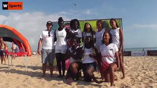 🎥 Beach Rugby | Cerimónia de Entrega de Prémios