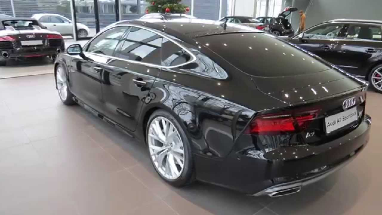 2015 audi a7 sportback 3 0 tdi quattro s line youtube. Black Bedroom Furniture Sets. Home Design Ideas