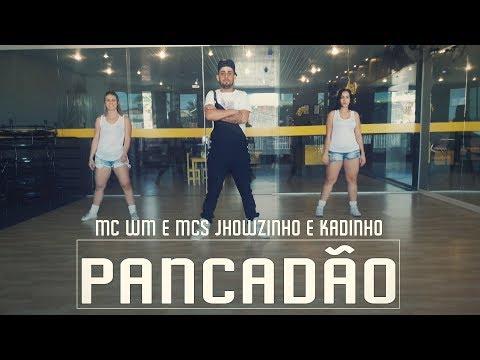 Pancadão - MC WM e MCs Jhowzinho e Kadinho - Coreografia Glaubert Medina