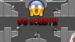 Mini Militia Shotgun + Sniper Mod Capture The Flag (CTF) Gameplay | Doodle Army 2: Mini Militia #58