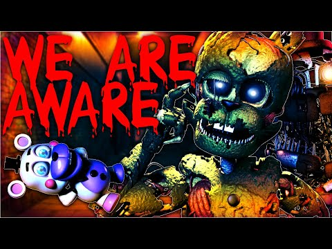 [FNAF/SFM/COLLAB] 🎵 WE ARE AWARE 🎵