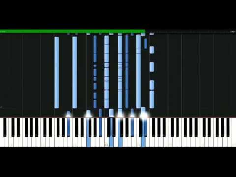 Dido - Life for rent [Piano Tutorial] Synthesia | passkeypiano