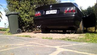 bmw 318is e36 sound