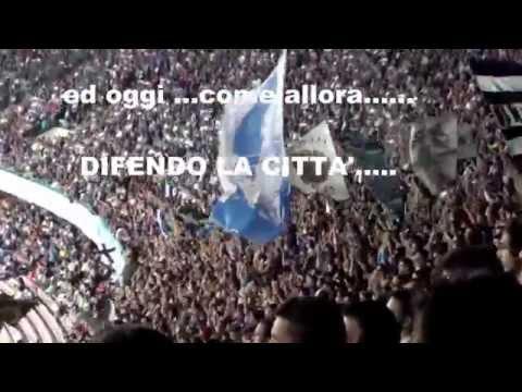UN GIORNO ALL'IMPROVVISO - CORO (TESTO) ULTRAS NAPOLI