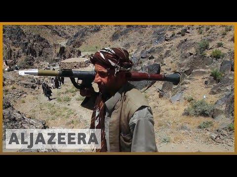 🇦🇫🇺🇸 Afghan Taliban cancel peace talks with US officials in Qatar l Al Jazeera English