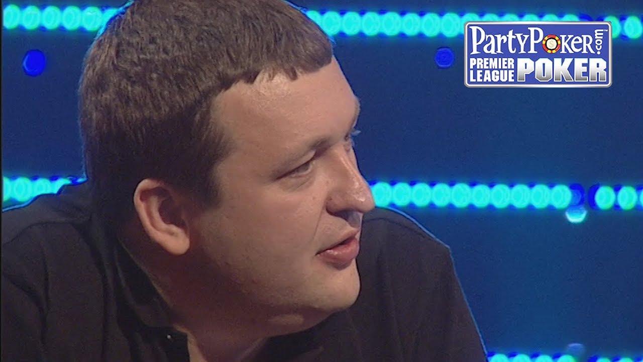 Download Premier League Poker S1 EP06   Full Episode   Tournament Poker   partypoker