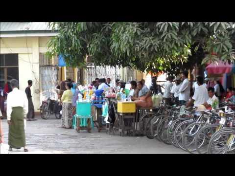Yangon (Rangoon) Myanmar (Burma)