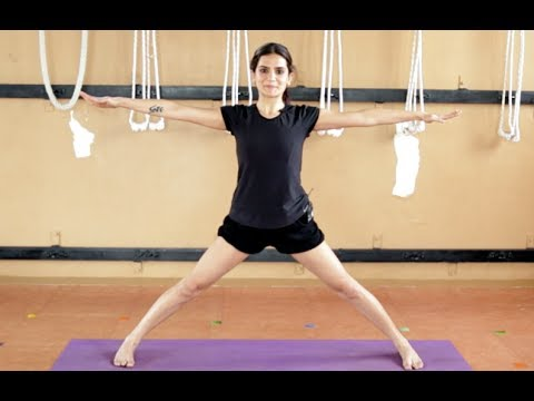 Iyengar Yoga for Knee Pain