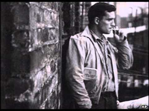 Kerouac - October in the Railroad Earth