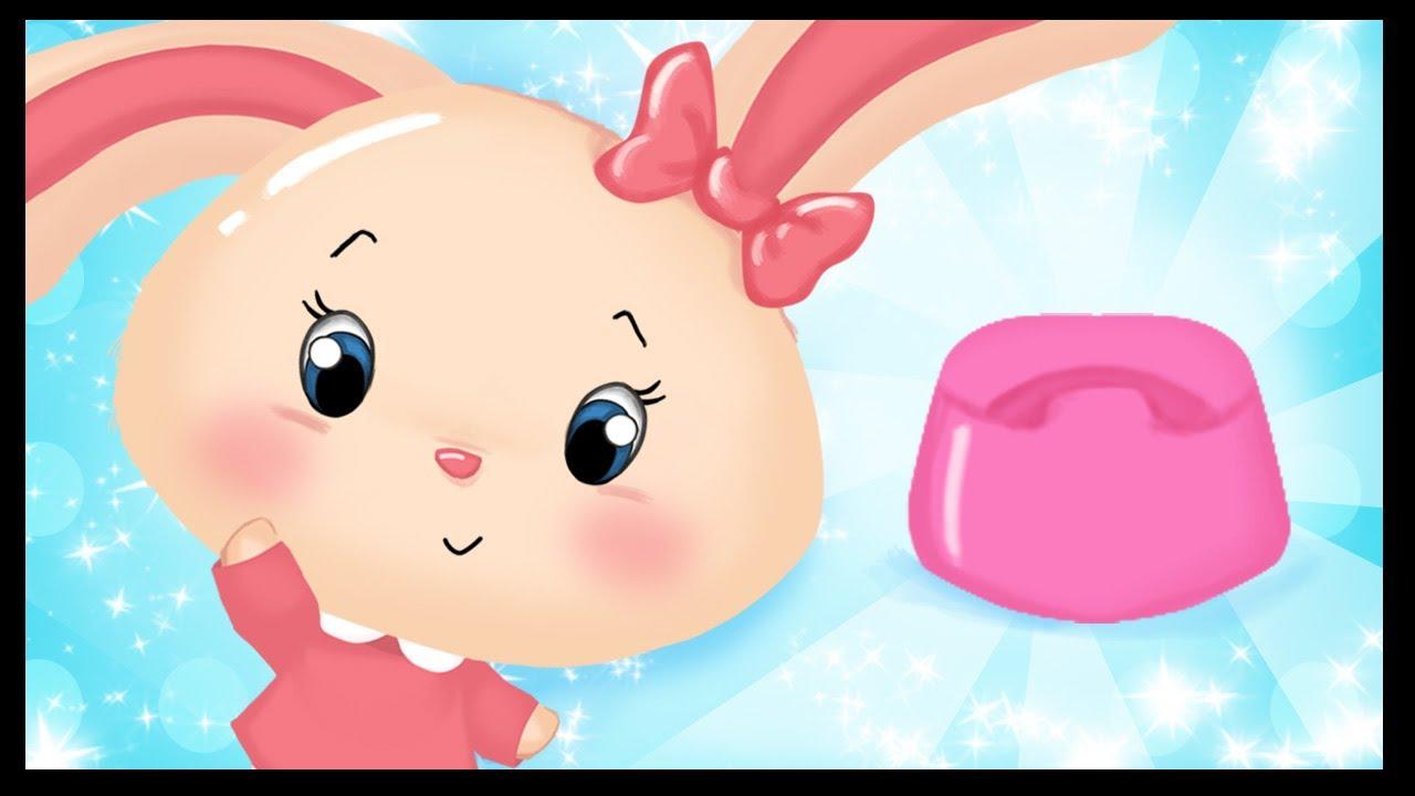 Initier Bébé Au Pot le petit pot - comptine pour bébés - titounis