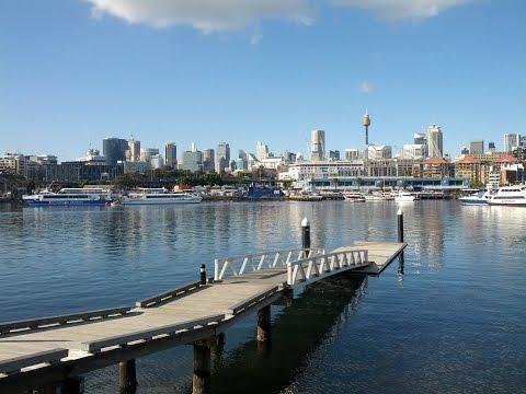 Stunning Sydney Harbour Walk: Pyrmont & Glebe