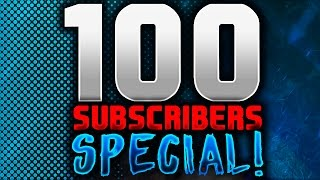 100 Subscribers Special! (FREE GFX)