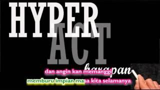 Hyper Act   Harapan Karaoke)