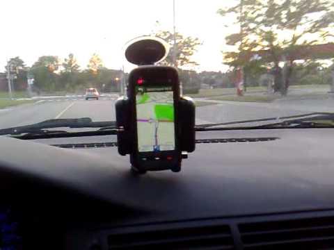 Nokia 5800 GPS