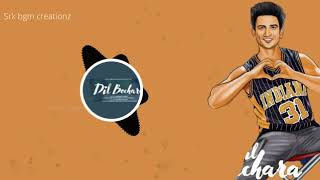 dil bechara 💞title track love😌 ringtone/dil bechara love ringtone