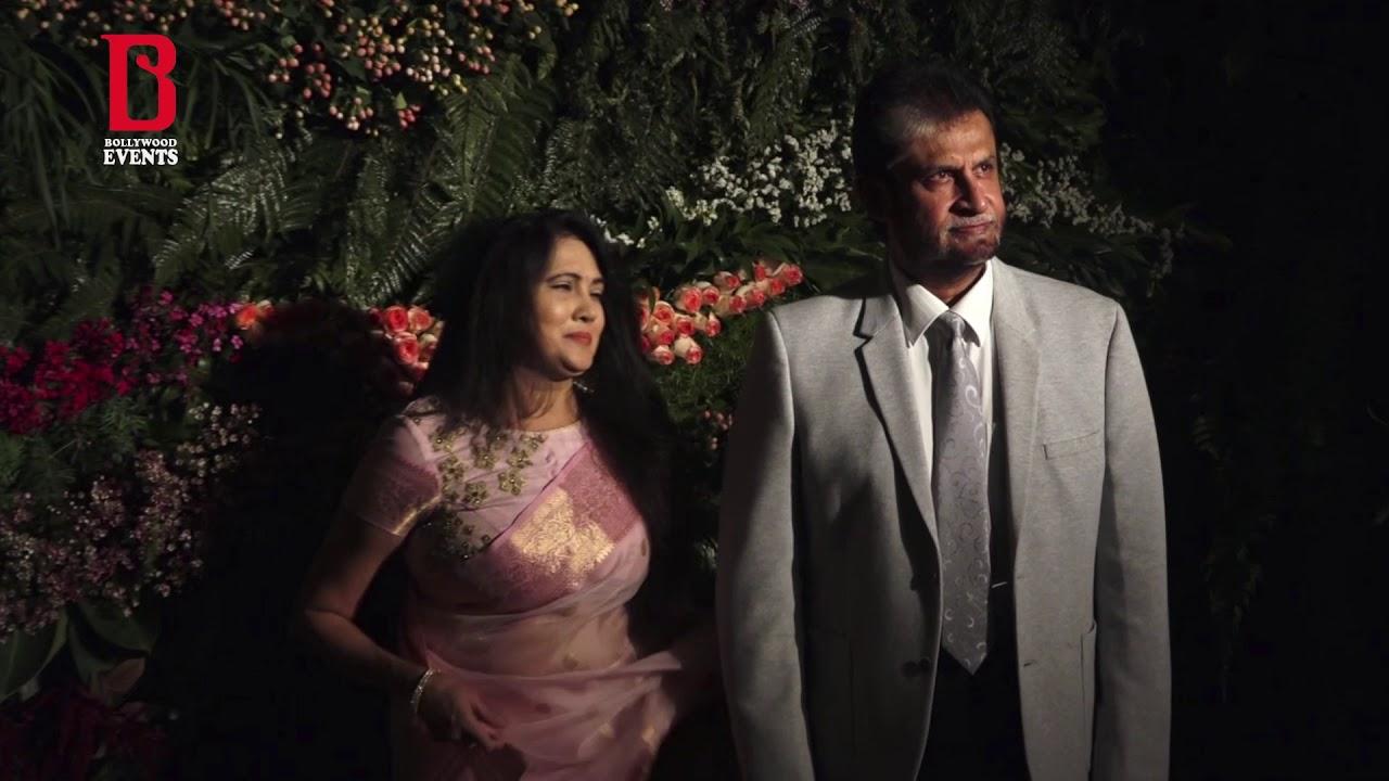 Sandeep Patil With Wife Deepa Patil At Virat Kohli And Anushka ... for Sandeep Patil Wife  56mzq