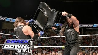 "Download What you didn't see on SmackDown - ""The Bloodline"" & The Club brawl: SmackDown Fallout, May 19, 2016 Mp3 and Videos"